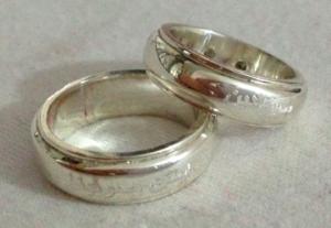 Cincin couple Intan+Saifuddin-2