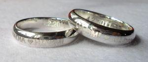 Cincin engrave HASMI+NADIA