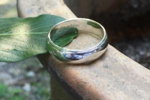 Cincin engrave Aril+Mieya
