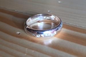 Cincin engrave Syuhada+Yuhainit