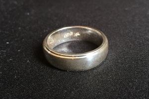 Cincin engrave Khairuddin