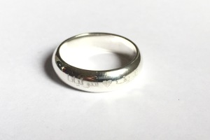 Cincin engrave Zharif+Suliana