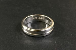 Cincin engrave Syamil+Sri